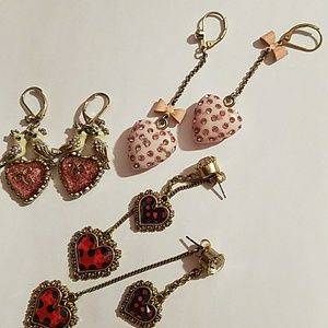 Betsey Johnson, bundle of hearts